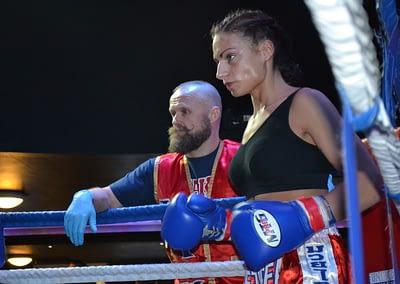 female boxer wakt cornwall