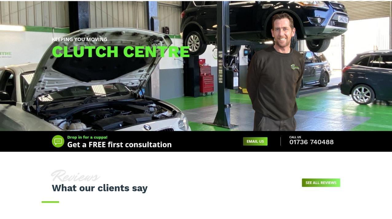 clutch-centre