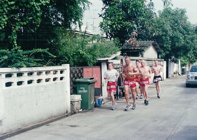 Team WAKT Bangkok 2000