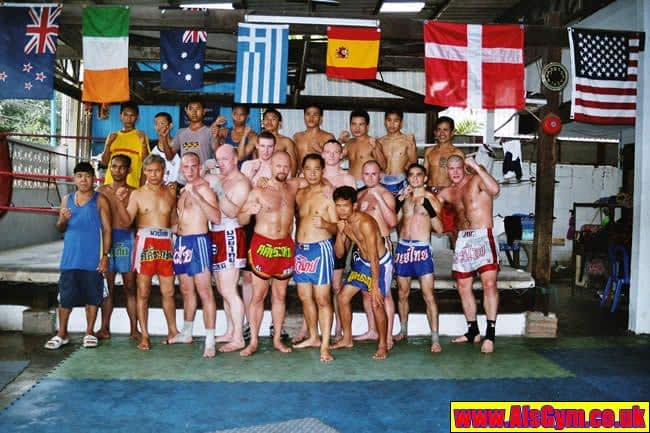 WAKT Training in Thailand