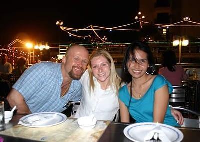 bangkok boat trip