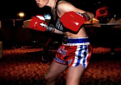 wakt female pre fight prep