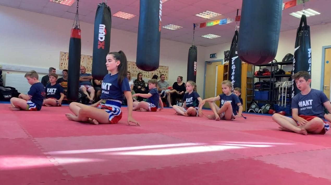 kids thai boxing cornwall