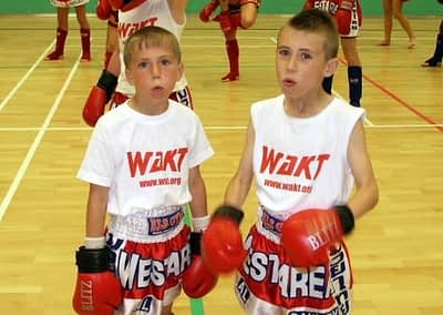 wakt juniors mark and jake lawry