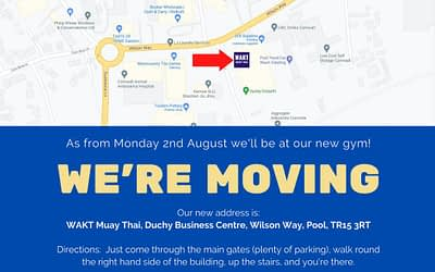 We Are Moving – July 2021